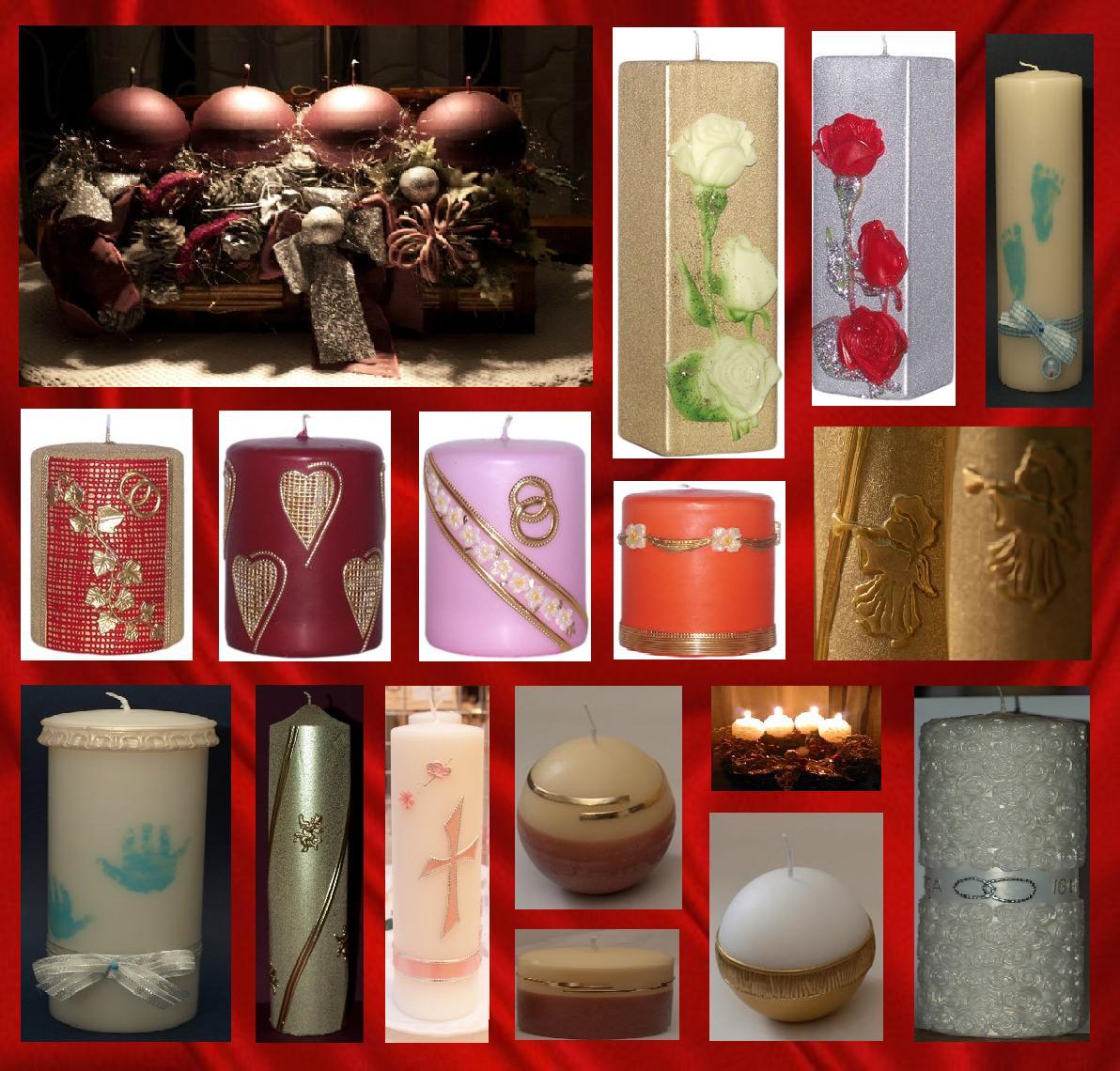 izrada svijeća - parafin produkt